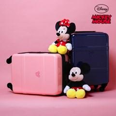 [스크래치] 디즈니 미키마우스 듀얼라인캐리어 기내용 20형