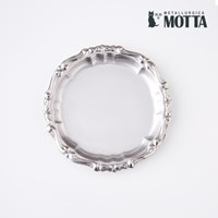 모타 바로크 원형 코스터 11 스텐 컵받침