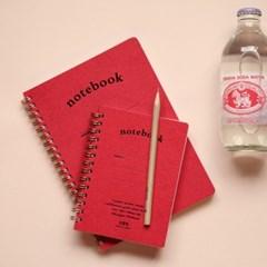[Life] Pocket note A5 (3 colors)