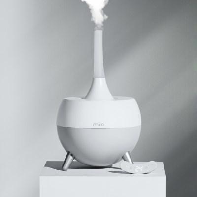 [미로]완벽세척 리모컨 초음파 가습기 NR07BR / IoT BT 증정
