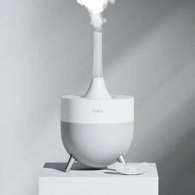 [미로]완벽세척 리모컨 초음파 가습기 NR07SR / IoT BT 증정