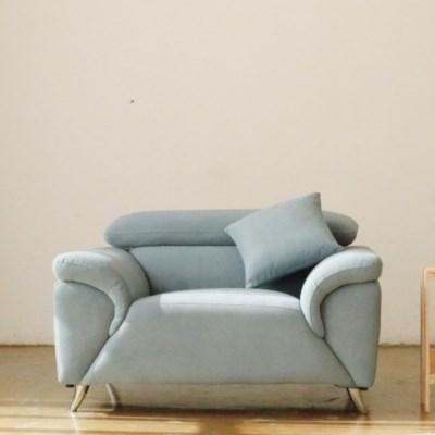 티미 이지클린 스웨이드 생활방수 1인 쇼파(3color)