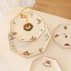 (서초) 내가 만든 그릇으로 크리스마스 플레이팅