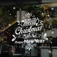 크리스마스시트지_타이포 크리스마스 01_(860934)