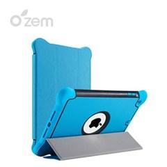 [Ozem] 아이패드 에어2 태블릿 3in1 스마트커버 실리콘케이스
