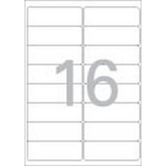 주소용 라벨(LQ-3107/20매/16칸/폼텍)_(13303921)