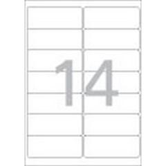 주소용 라벨(LQ-3108/20매/14칸/폼텍)_(13303920)