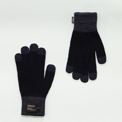 HERITAGE SMART GLOVE QS (BLACK)_(400894358)