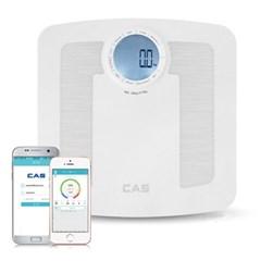 카스(CAS) 블루투스 디지털 체지방 체중계 BF-1255B (스마트폰 연동)