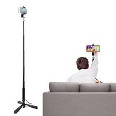 본젠 TM-758G 스마트폰 스탠드 거치대 KIT (TV 영화 시청 및 촬영)