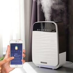 루나스퀘어 스마트 가습기(스마트폰 연동) 자동습도조절/UV살균