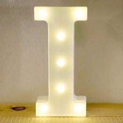 LED 앵두전구 조명등 알파벳 I_(301650742)