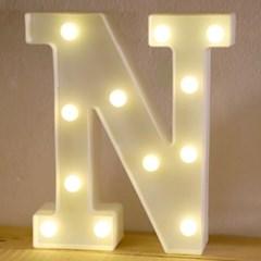LED 앵두전구 조명등 알파벳 N_(301650731)