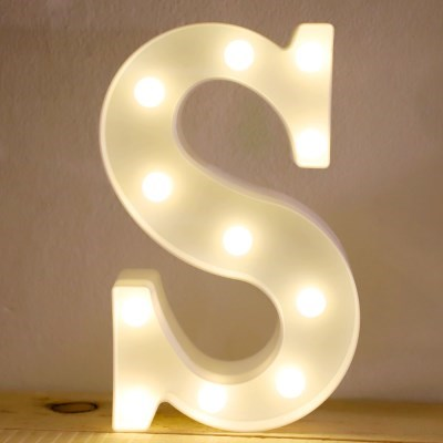 LED 앵두전구 조명등 알파벳 S_(301650730)