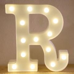 LED 앵두전구 조명등 알파벳 R_(301650729)