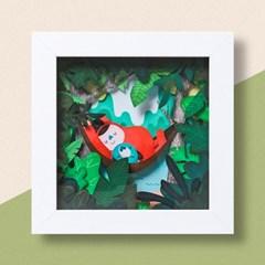 블루노프렌즈(into시리즈)-FOREST