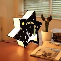 어린왕자 별램프 LED