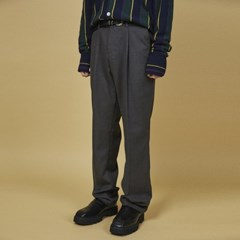 warm wide long slacks (2 color) - UNISEX_(1095198)