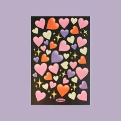 LENTICULAR CARD_HEART