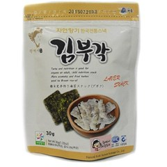 하동권여사 김부각(전통맛) 30g×1팩_(2181018)