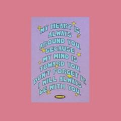 POSTCARD_MY HEART