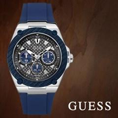 GUESS 게스 W1049G1 남성시계 우레탄밴드 손목시계