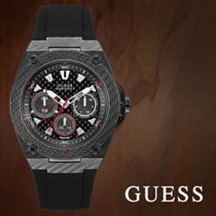 GUESS 게스 W1048G2 남성시계 우레탄밴드 손목시계