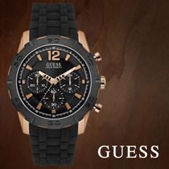 GUESS 게스 W0864G2 남성시계 우레탄밴드 손목시계