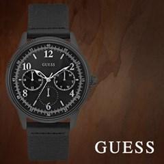 GUESS 게스 W0863G3 남성시계 나토밴드 손목시계
