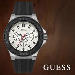 GUESS 게스 W0674G3 남성시계 우레탄밴드 손목시계