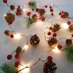 성탄절을 빛내줄 LED 조명 가랜드