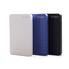 위즈플랫 SSD 외장하드 HD2520C 512GB