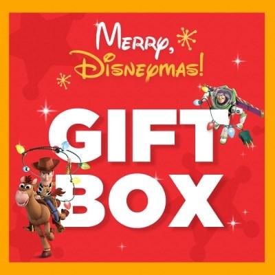 [Disney] GIFT BOX(2종중 랜덤)