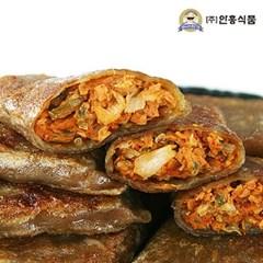 안흥식품_금바위 메밀 김치전병 1.2kg