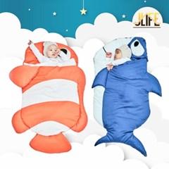 제이라이프 물고기 친구 낮잠이불