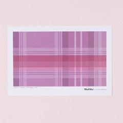 Lavender for Autumn Postcard