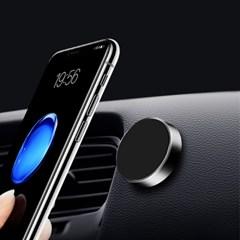 송풍구 대시보드 스마트폰 마그네틱 안전거치대 CS100_(924323)