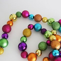 Bubu Ball Garland