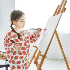 베베누보 유아동 전신미술가운 점프수트_디자인선택