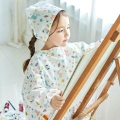 베베누보 유아용 앞치마 미술가운_보타닉주