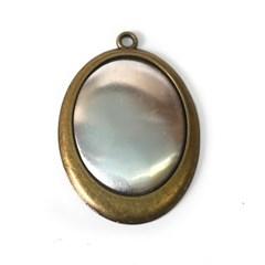 자수용 항아리 메달[1449]