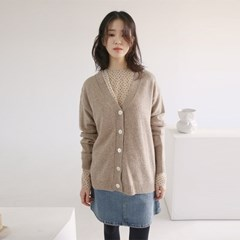 howell v-neck cardigan (3colors)_(1099760)