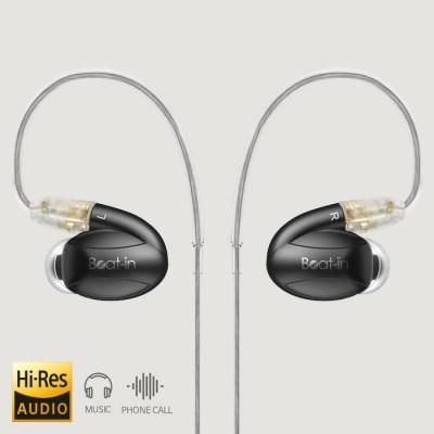 비트인(beat-in)유선 하이브리드 이어폰 하이레조대응 Hi-Res