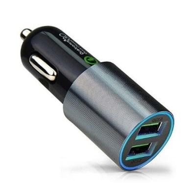 퀵차지 듀얼 퀄컴3.0 고속 차량용 충전기