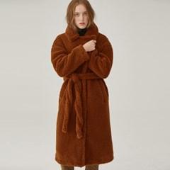 POOH BEAR COAT (CAMEL)