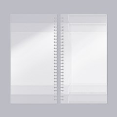 [모트모트] 플래너 커버 (텐미닛/태스크) 100DAYS (3EA)