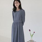[치즈달] 클래식 롱 드레스
