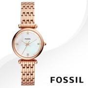 FOSSIL 파슬 ES4428 여성시계 가죽밴드 손목시계