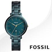 FOSSIL 파슬 ES4409 여성시계 메탈밴드 손목시계