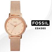 FOSSIL 파슬 ES4365 여성시계 메탈밴드 손목시계